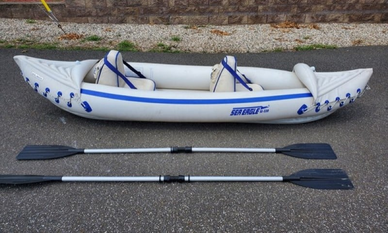 Inflatable Kayak Sea Eagle 330